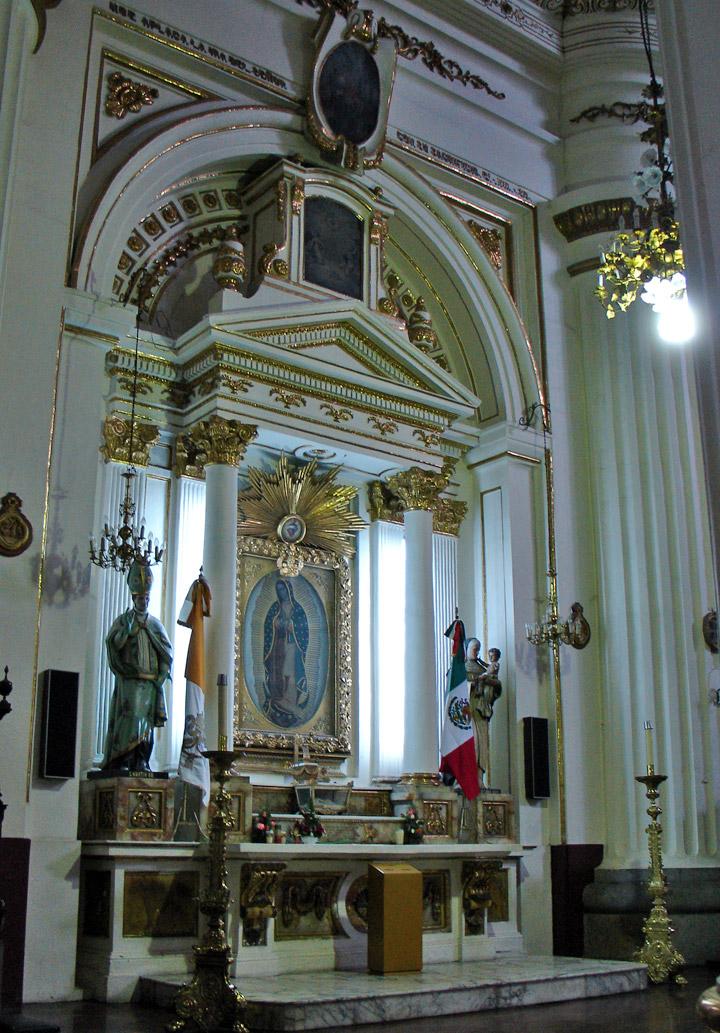 Cathedral Guadalajara Mexico  Travel Photos by Galen R