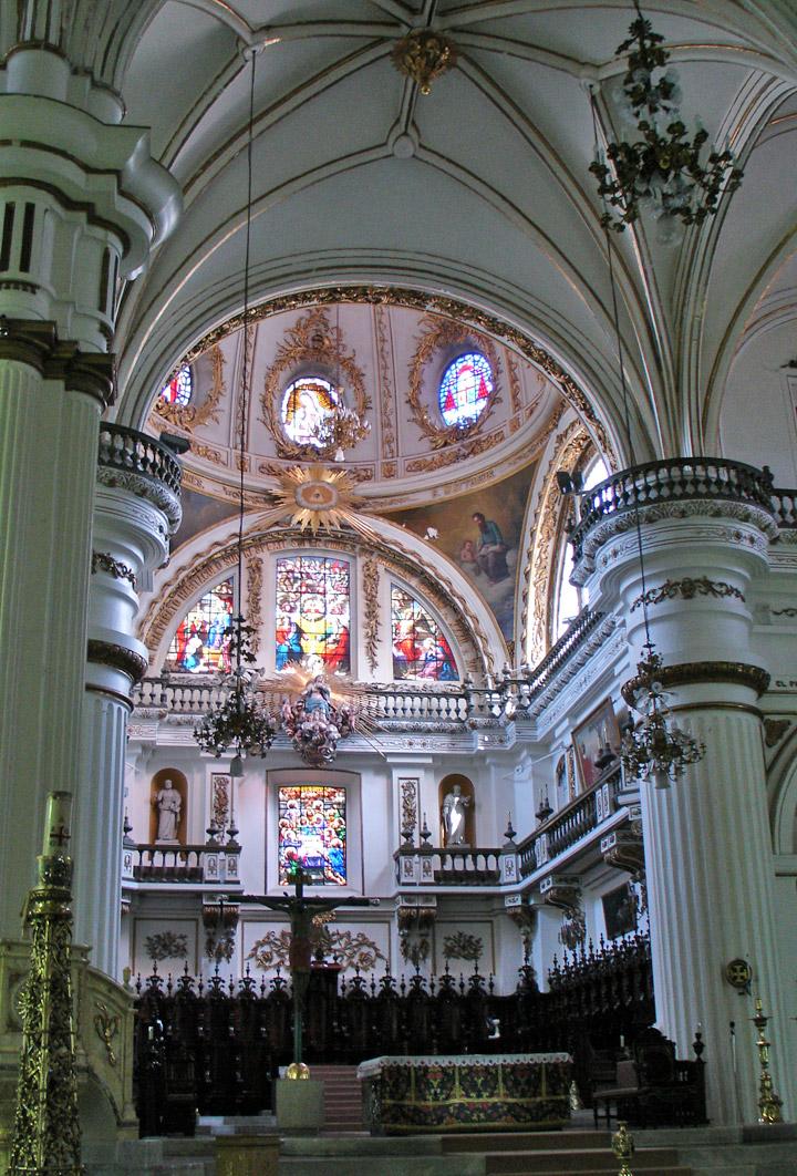 Cathedral Guadalajara Mexico  Travel Photos by Galen R Frysinger Sheboygan Wisconsin