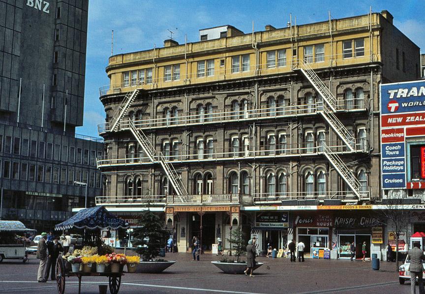 Christchurch New Zealand Travel Photos By Galen R