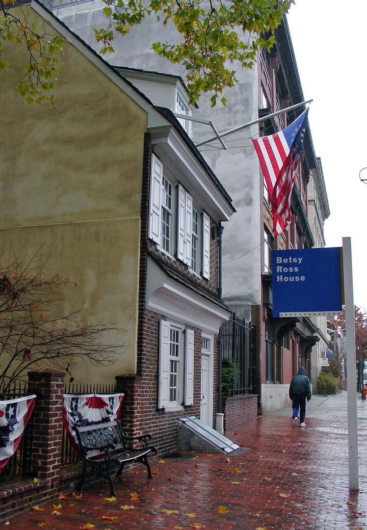 Betsy Ross House Philadelphia Pennsylvania  Travel