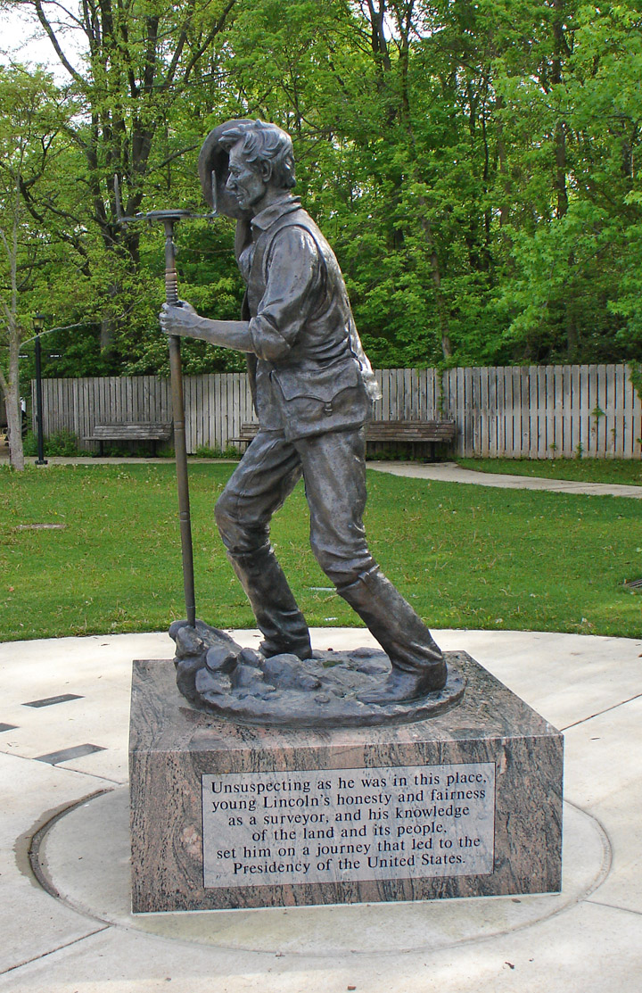 New Salem Illinois  the Lincoln story  Travel Photos by