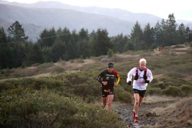 Miguel Heras and Cam Clayton