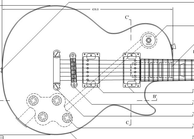 Pin Prs-guitar-template on Pinterest