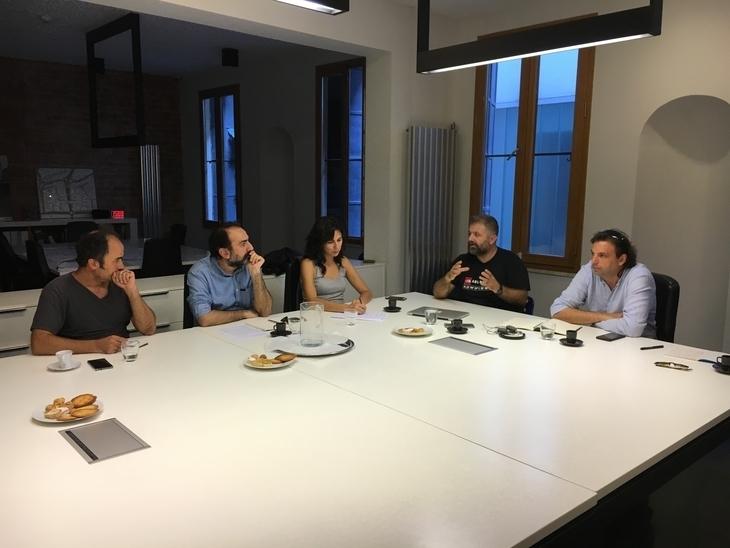 Kentsel Tasarım Yarışmaları Üzerine Bir Toplantı