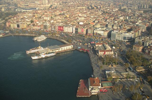 Geçmişin Modern Mimarisi - 1: Kadıköy