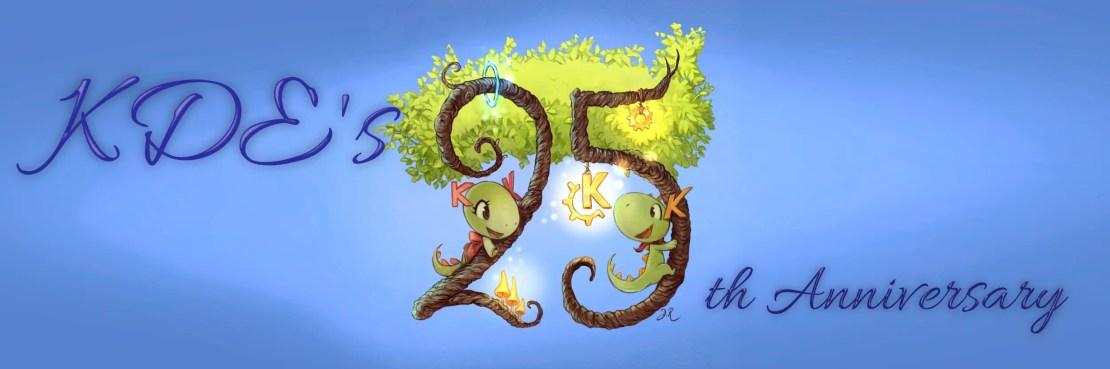 25 éves a KDE!