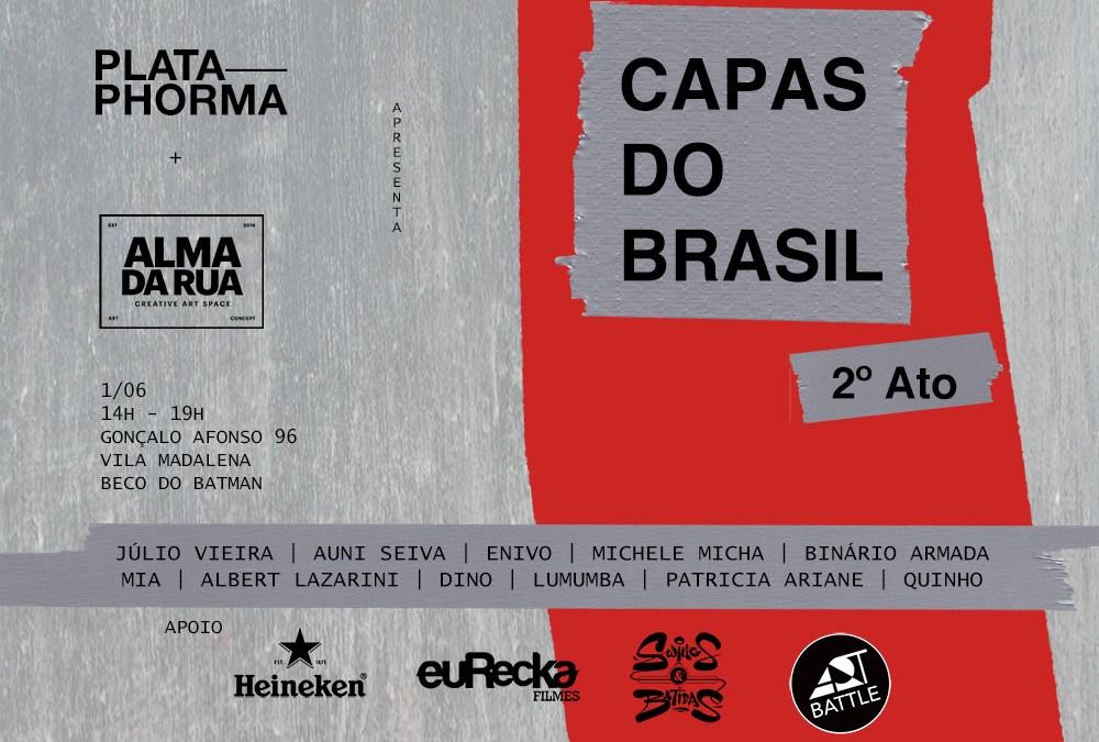 Capas do Brasil