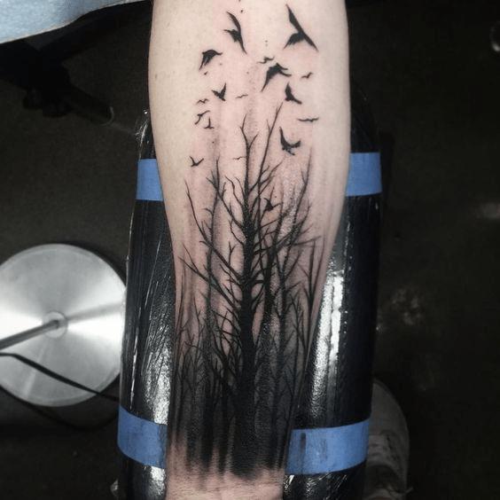 Tatuajes En El Brazo Para Hombres Tattoo Arte