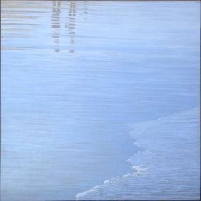 Sombras de playas,O-T,50x50cms.