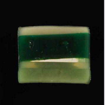 Jabón de jade,10x12x5cms.Resina epoxi.