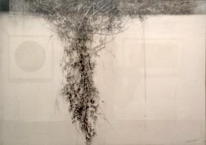 Carlos Morago - S:T - Dibujo 50x70 cm