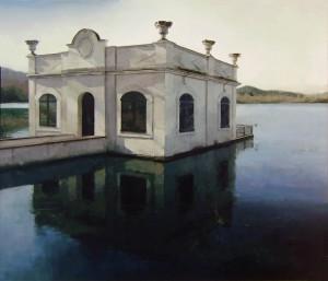 Lago de Banyoles C.59 (116x130)