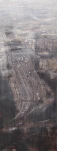 Autopista en Chicago II 170x65