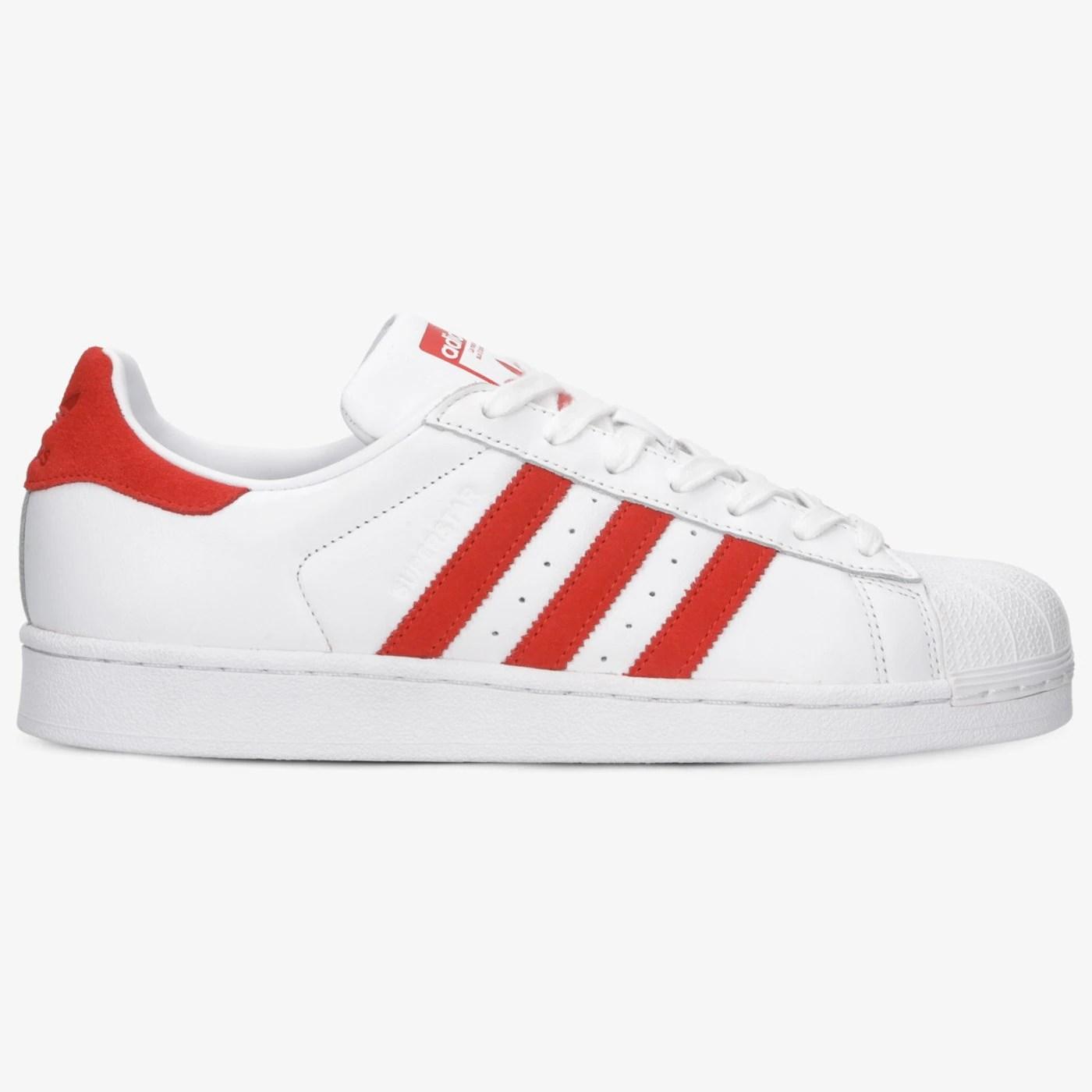 ADIDAS SUPERSTAR kolor biały (EF9237) - Męskie Sneakersy – GaleriaMarek.pl