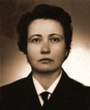Angela Lefterescu - capitan de vas