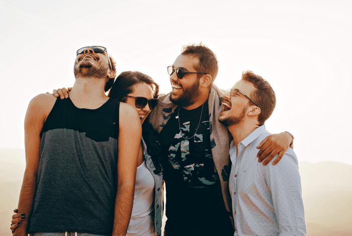 Multifokális szemüveg és a barátok