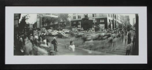 15.- Tadeo Valencia, De la serie espacio Transitado-Fotograma I, fotografía 8mm, 26 x 75 cm