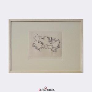 galeria paulista milton dacosta gravura metal