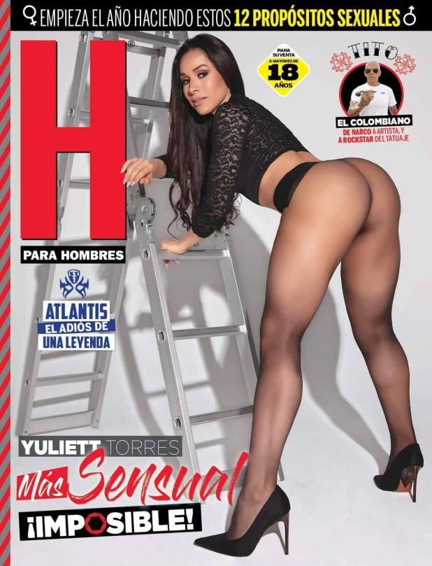Yuliett Torres Revista H Enero 2020