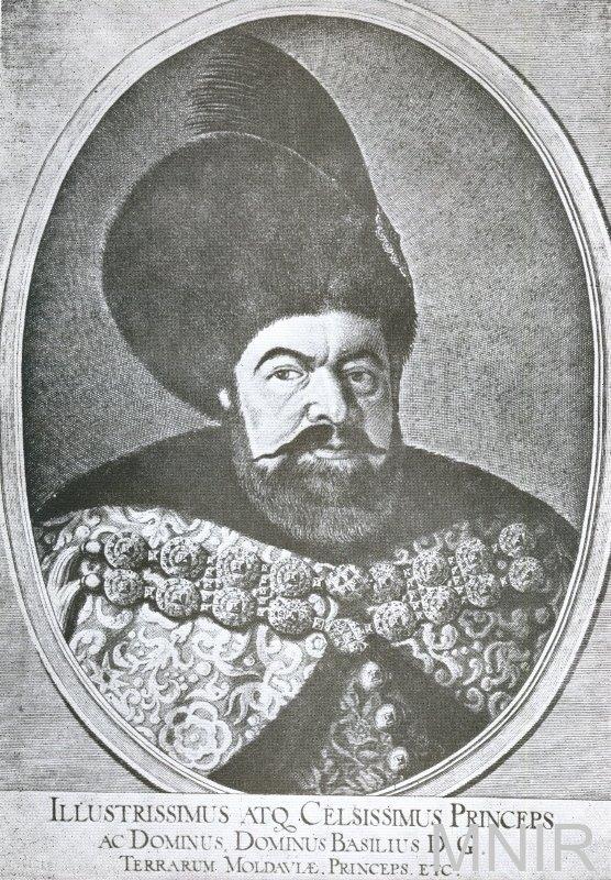 Vasile Lupu - Portrete
