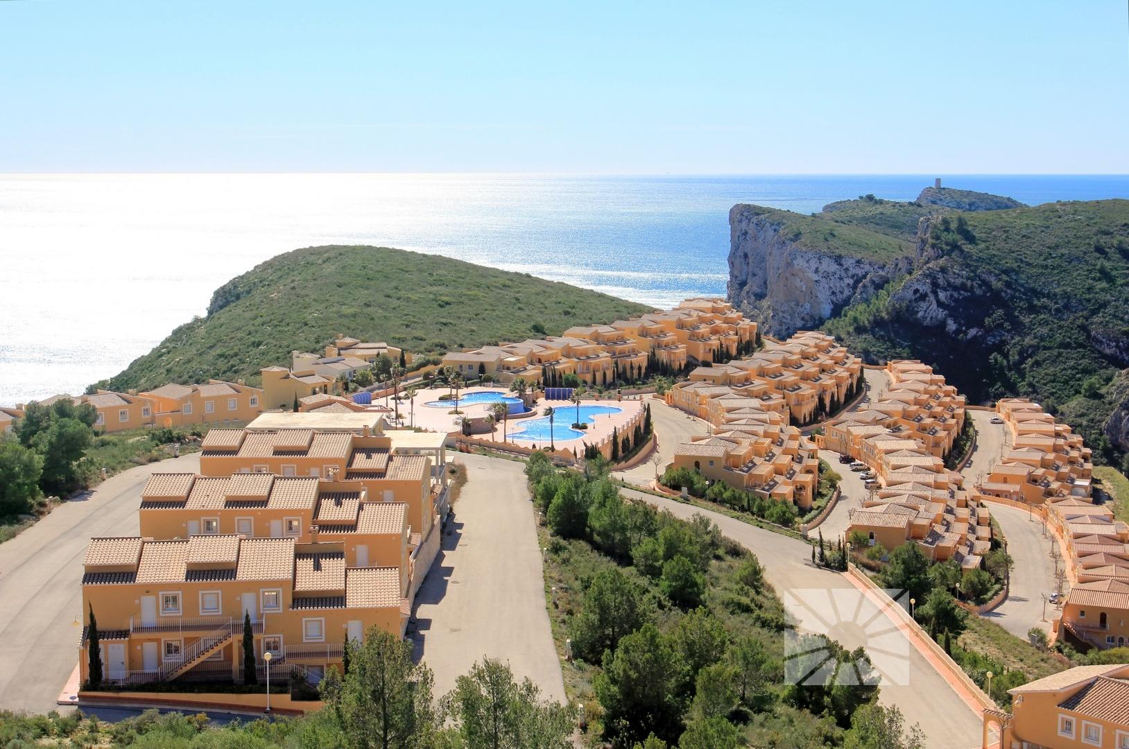 Jardines De Montecala Cumbre Del Sol Benitachell Apartment