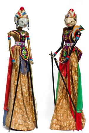 Seni Tradisional Jawa Tengah : tradisional, tengah, Kesenian, Tradisional, Tengah, Wayang, Indonesia