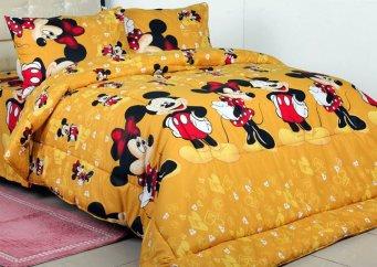 mickey kuning