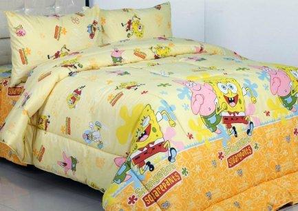 spongebob kuning
