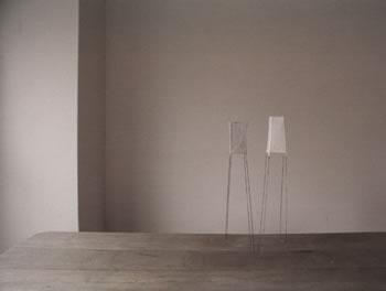 「 紙 ・線 」 宮下香代作品展
