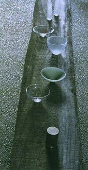 ガラス6人 展