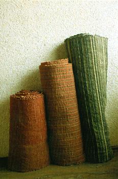土屋美恵子 織の仕事