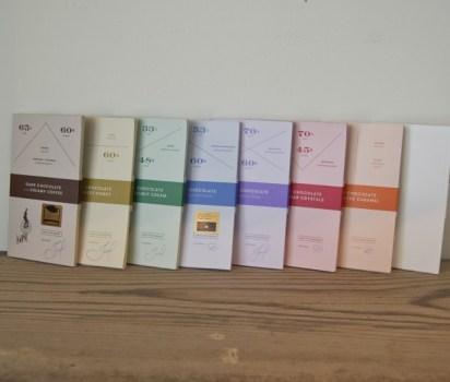 リトアニアから新感覚のチョコレートが入荷