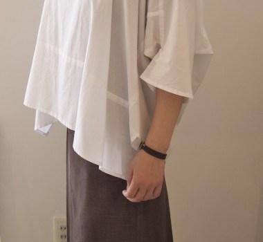 日本の布の衣が「ニッポン手仕事図鑑」に紹介されています。