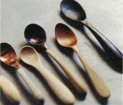 「miyazono spoon」展