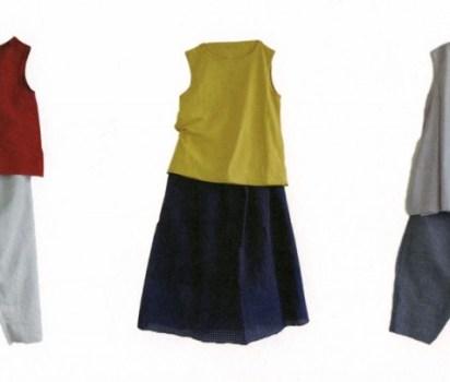 ヒムカシ夏の服