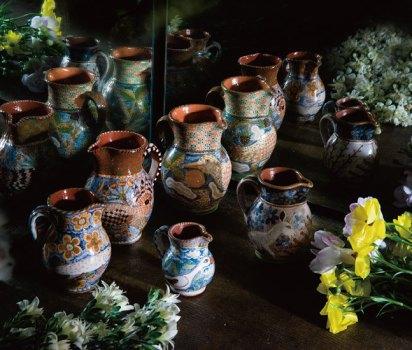 Storyteller's Pottery by Rūta Indrašiūtė ルータ・インドラシューテ作陶展「物語る陶器」