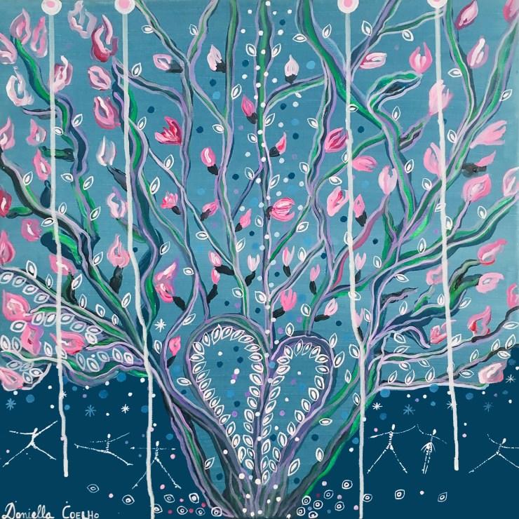 Arbre de vie - Le magnolia