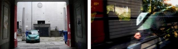 Barbara Metselaar-Berthold: aus der Serie   from the series STRANGE NEIGHBOURS   work in progress 2010 - 2014 (color)