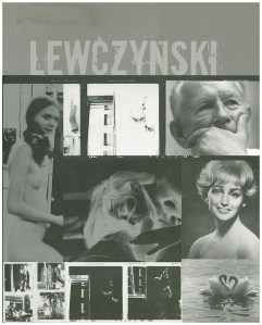 Umschlag des Katalogs von Jerzy Lewczynski