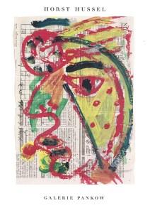 Katalog Horst Hussel Cover