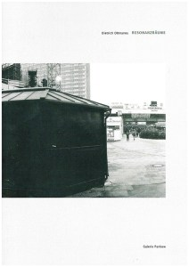 Dietrich Oltmann Katalog Cover