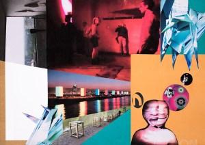 Collage von Klaus Killisch