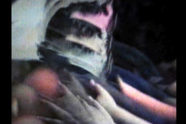 """""""sonst knallts - die Klappe"""", experimentelles Video von Barbara Metselaar Berthold"""