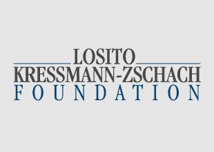 """""""Losito•Kressmann-Zschach Foundation"""" Logo"""