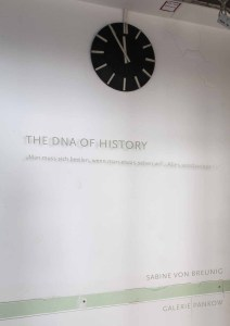 Sabine von Breunig The DNA of History Cover