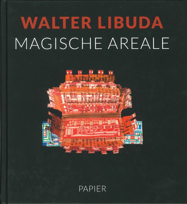 Walter Libuda Magische Areale Cover