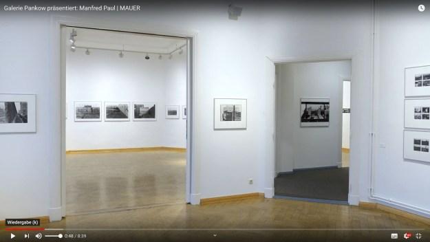 Videostill Mauer von Manfred Paul