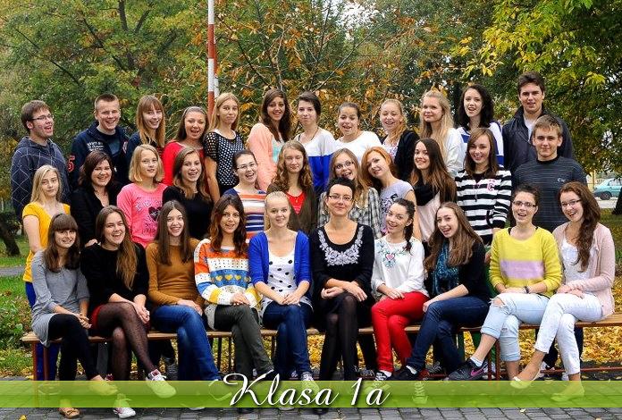 Fotografie klas 2012-2013.