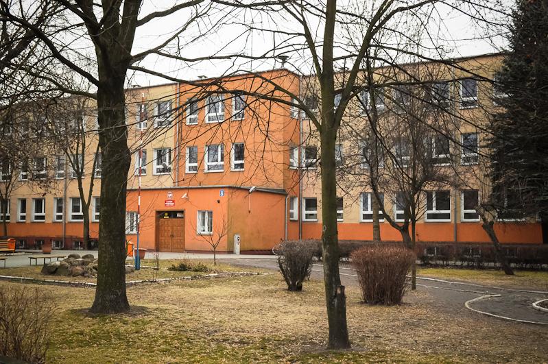 Nasza szkoła w obiektywie uczniów - fot. Kacper Troć