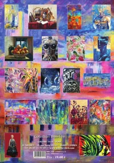 Coloriages par dix artistes.